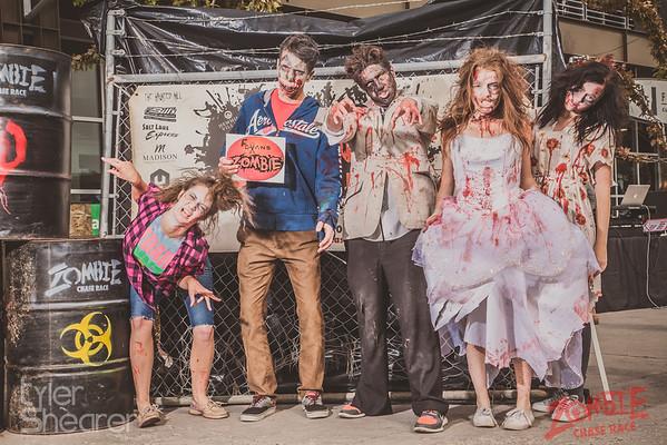 Zombie Chase Race | Rexburg Idaho