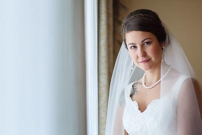 Michelle and John - Brides Portraits
