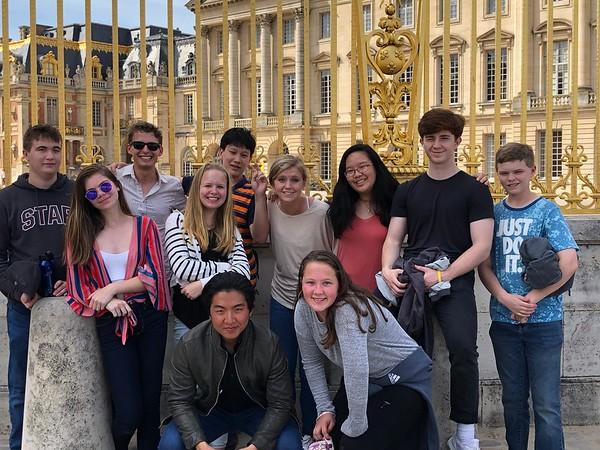 France Choir Trip