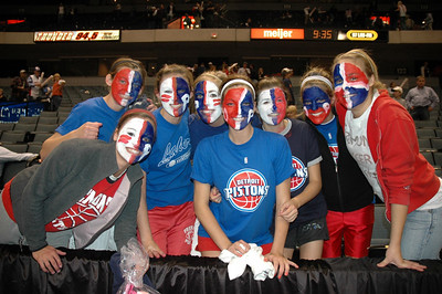 10/18/2006 Pistons Pre-Season Game