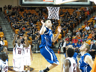 Campbell University Men's Basketball