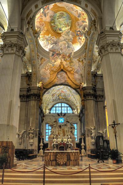 Udine Duomo HDR I
