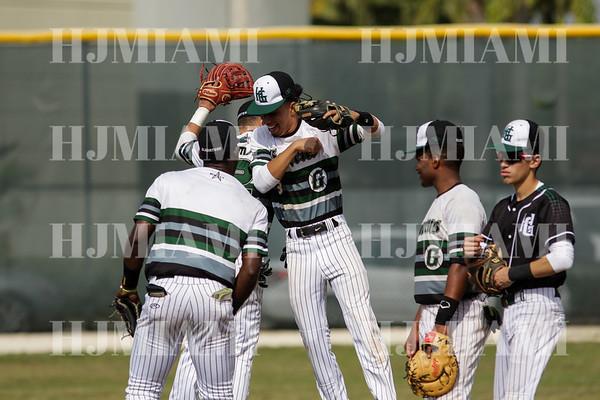 Hialeah Gardens | Baseball | Varsity | 2/27/18