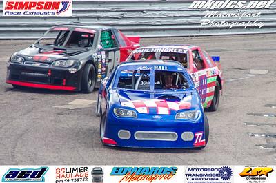 American Cup Cars, Birmingham, 22 August 2020