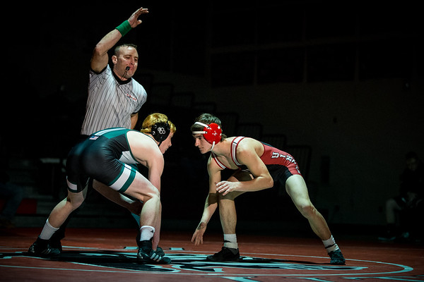 Wrestling: Uintah vs. Payson - January 2019
