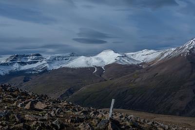 Mount Salur and Godafoss