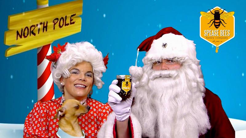 Spease Bees Honey Company - Christmas Promo