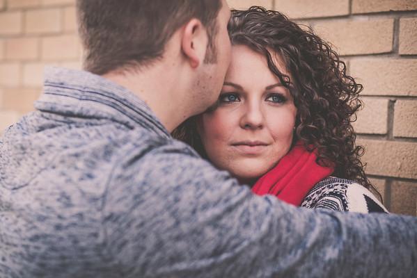 Alecia & Joel | Engagement