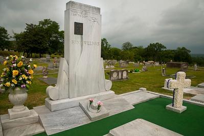 Hank Williams Memorial