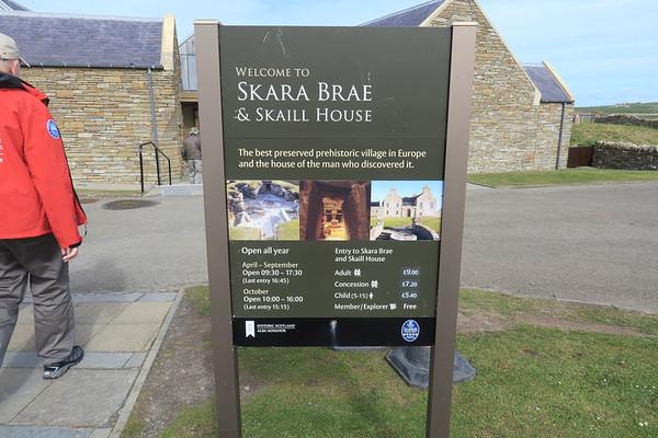 Skara Brae Scotland 2019