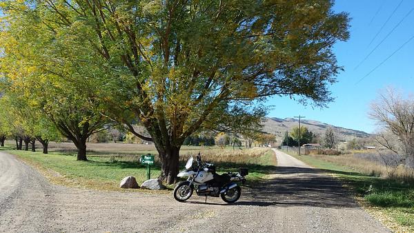 October Rides