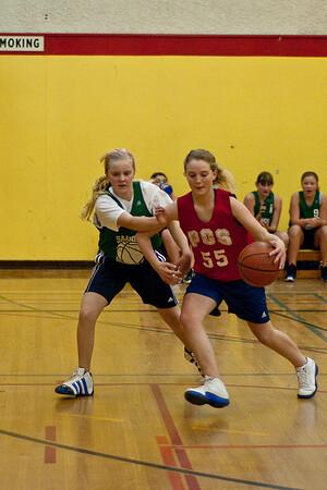 PCS Basketball 2010-2011