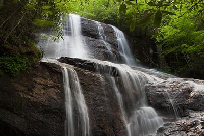 Hike To Bearden Falls
