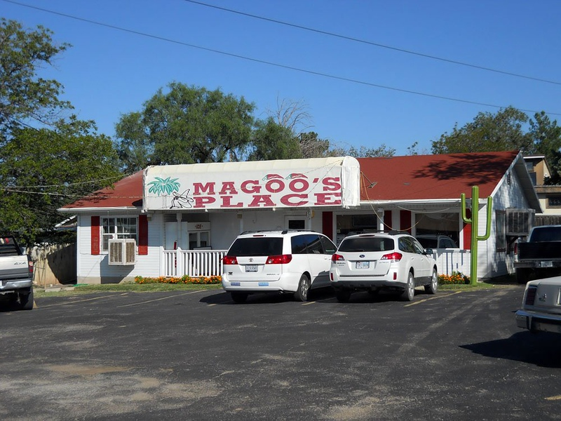 MAGOO'S PLACE
