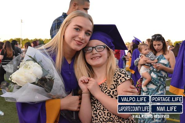 Hobart High School Graduation 2017