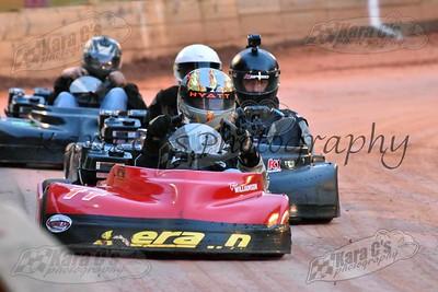 2018-08-31 Day 1 NC Race Week