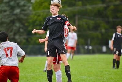 RHS Boys Soccer 9.25.18