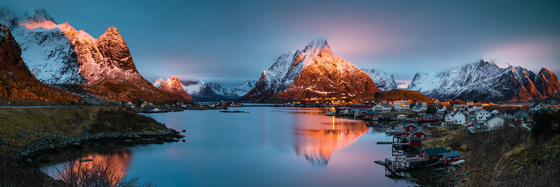 Lofoten (Winter)