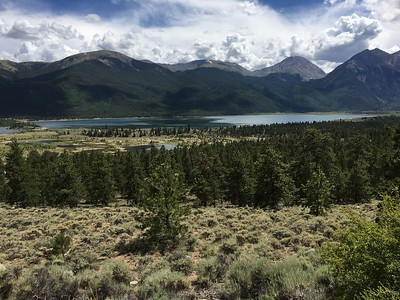 2016-07-20 Aspen and Independence Pass - Twin Lakes
