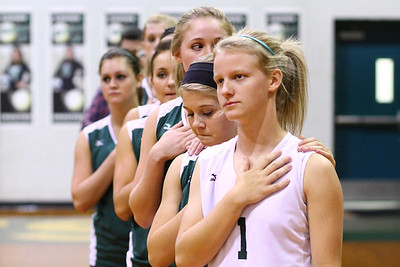 Volleyball-Palestine Varsity, 9-11-12