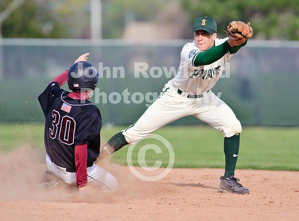 HS Baseball:  Stevenson v. Zion Benton