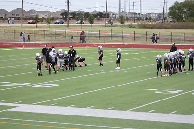 Howe 5th and 6th grade vs. Celina, 10/24/2020