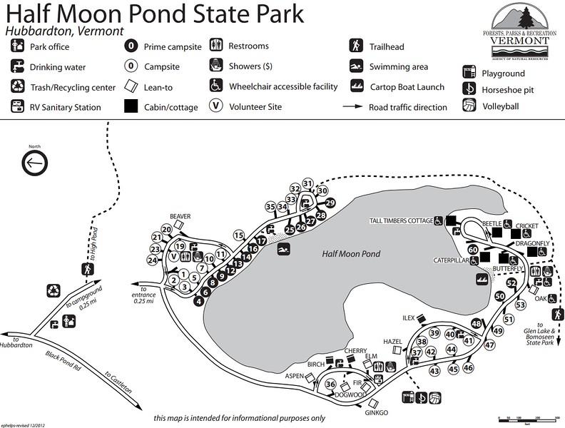 Half Moon Pond State Park