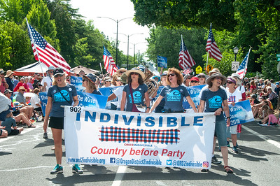 4th of July Parade 2018 - Blue Wave Coming