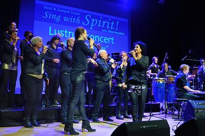 Lustrum Gospel Choir Spirit