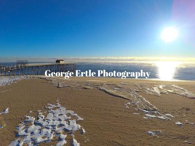 Belmar Winter Drone