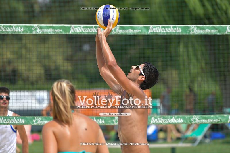 presso Zocco Beach PERUGIA , 25 agosto 2018 - Foto di Michele Benda per VolleyFoto [Riferimento file: 2018-08-25/ND5_8943]