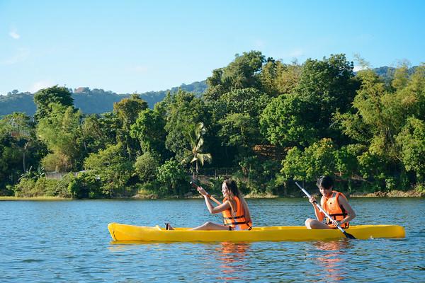 Kayak and Camp