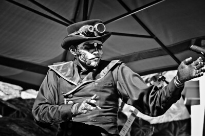 Steam Powered Giraffe June 25th 2012