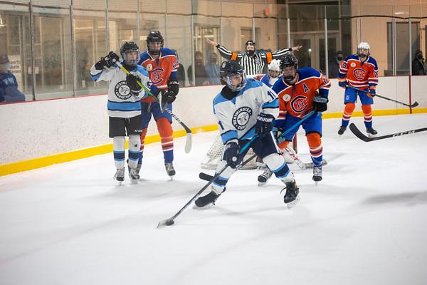 Ice Hockey: Westminster vs Clayton