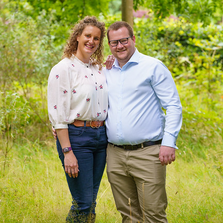 Ailsa Docherty & Craig Kerr