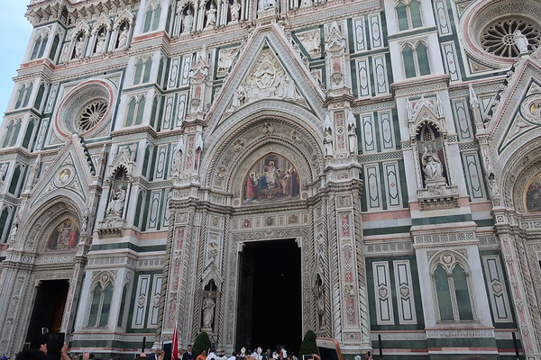 Day 5 - Florence, June 24