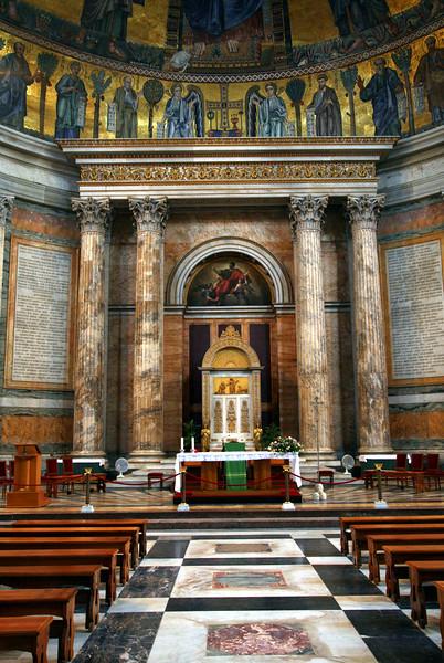 Basilica San Paolo Fouri le Mura (St. Paul's)
