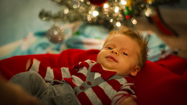 Landon - Newborn Photos