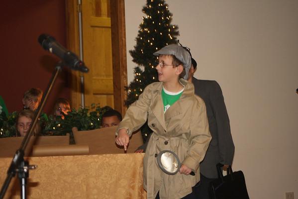 Christmas show choir 12