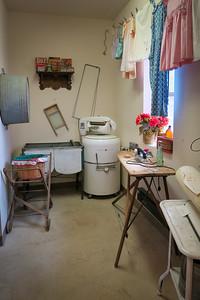 1940s Laundry