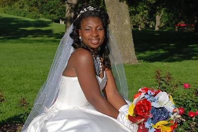 Mr. and Mrs. Tarnue Abraham Wedding