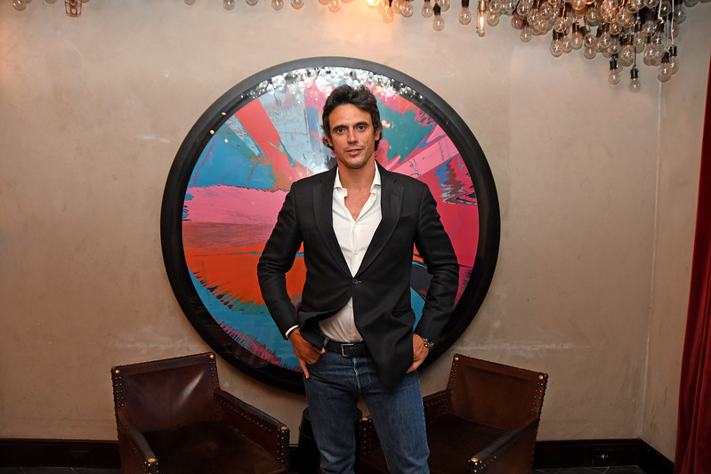 """""""Montenegro Nights"""": A Private Event for Amaro Montenegro on September 14, 2017 at the Gramercy Park Hotel Terrace, 2 Lexington Avenue, New York, New York."""