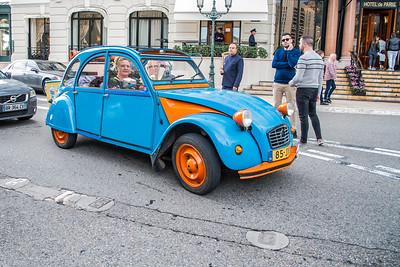 Street Life: Monte Carlo