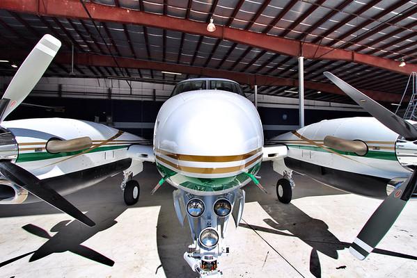 Hangar shots