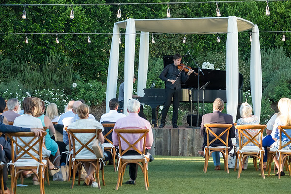 An Intimate and Private Evening with Joshua Bell at Solage