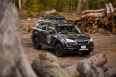 Khanh's 2017 Forester on 17x8 Rota Recce