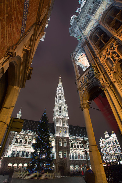 Sapin de Noël - Grand Place