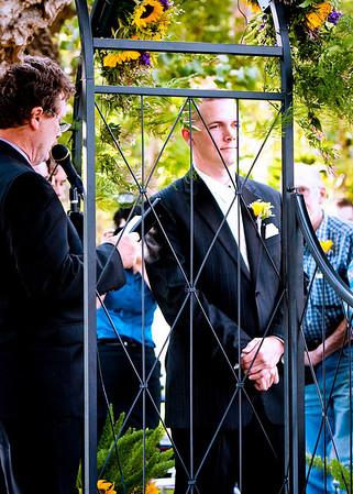 Zephyr and Chris Wedding