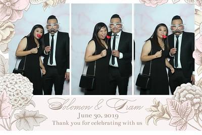 Solomon and Tram's Wedding
