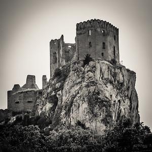 Berg Beckov Castle, Slovakia, 2008